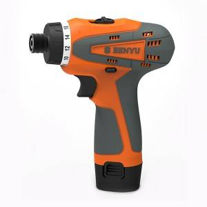 CORDLESS SCREW DRIVER DZ-LS1002/12V