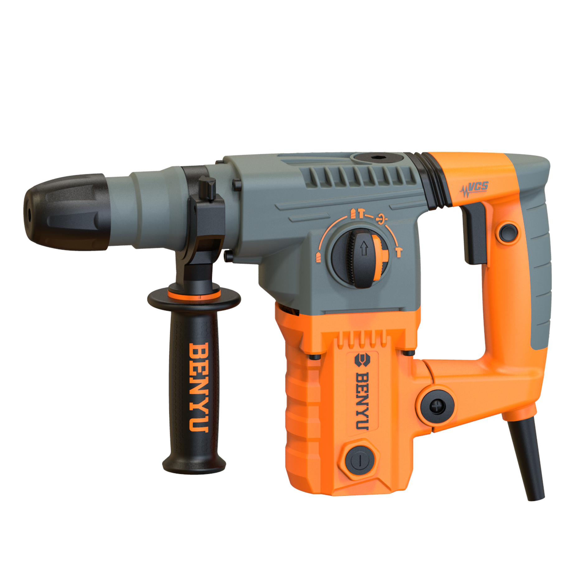 Heavy-duty rotary hammer    26MM BRH2618 Featured Image