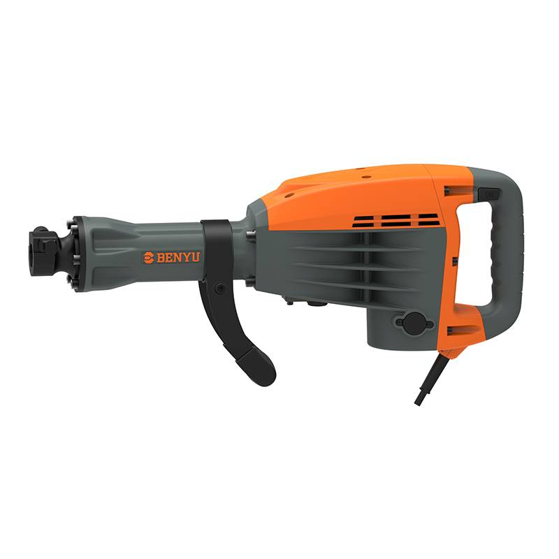 HEX 30MM HEAVY-DUTY  DEMOLITION HAMMER BDH6501B Featured Image