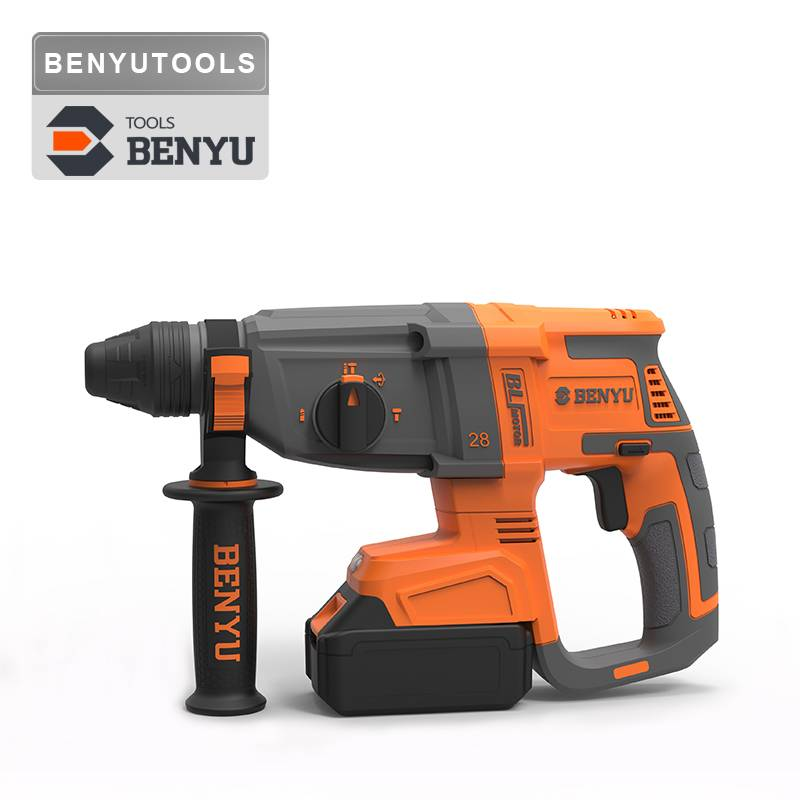 CORDLESS BRUSHLESS HAMMER DRILL DC2808/20V Featured Image