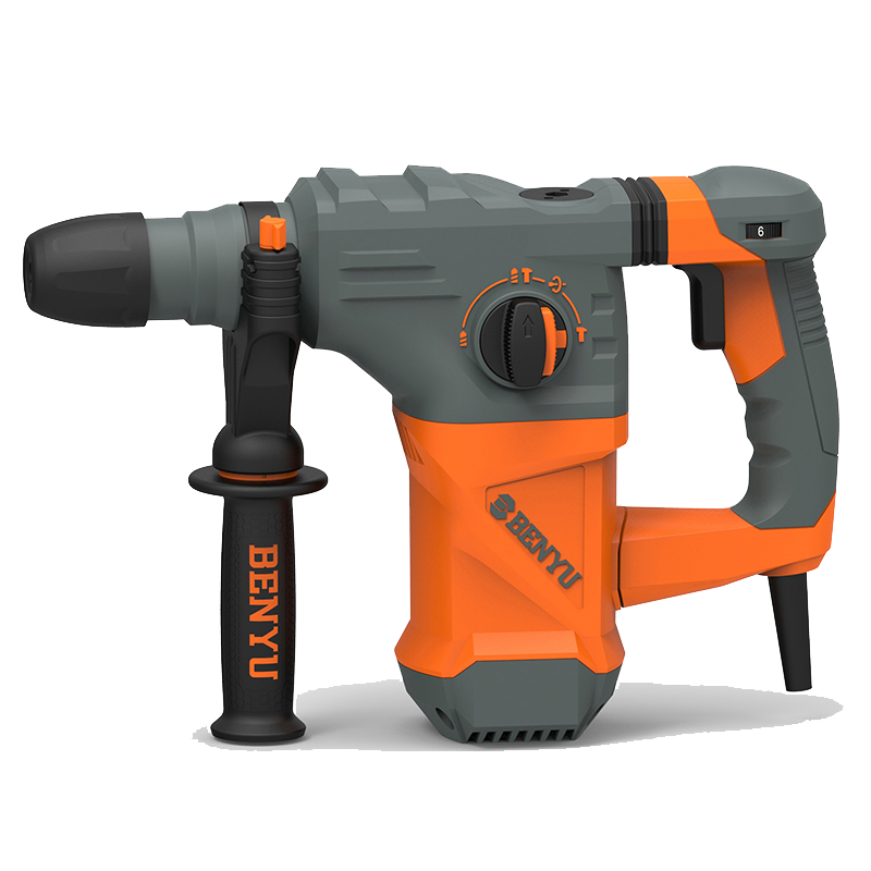 Heavy-duty rotary hammer  32MM   BRH 3212 Featured Image