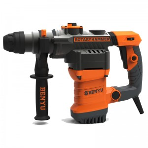 Heavy-duty rotary hammer 35MM  BRH 3501