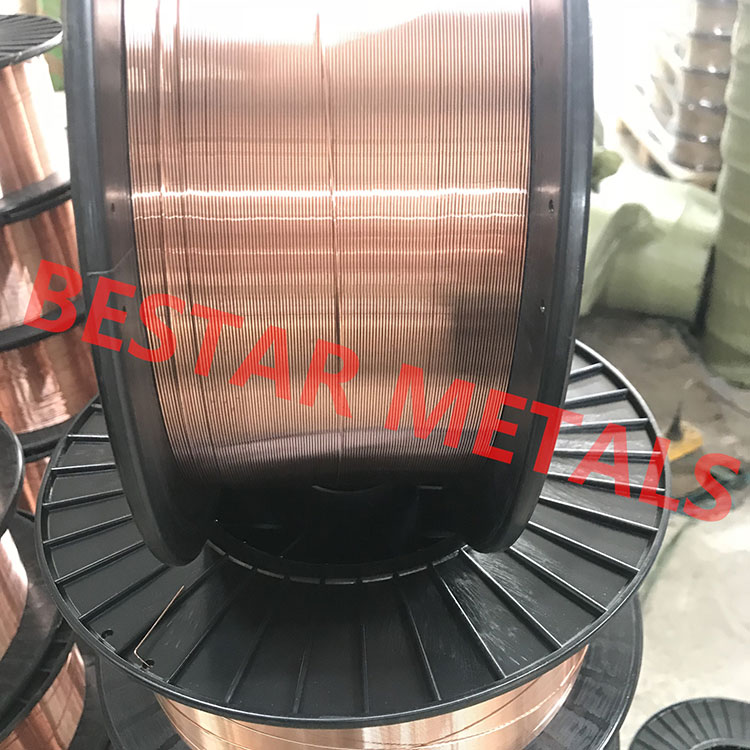 Co2 Gas Shielded Arc Welding Wire Featured Image
