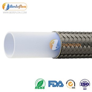 PTFE Hose China Factory For Hydraulic System | BESTEFLON