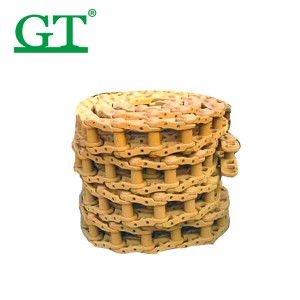 Hot-selling Track Adjuster Recoil Spring - Sell Mini Excavator PC40 Track Chain track link track shoe assy – Globe Truth