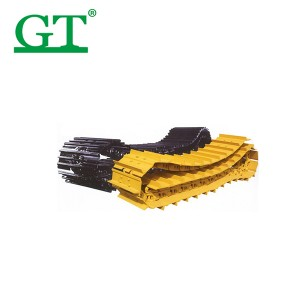 Sell OEM Dimension 202-32-00201 Berco part no. KM1262/40 PC100-5 excavator track chain assembly