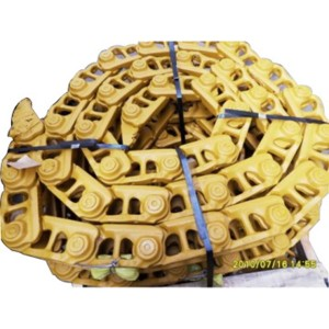 Sell SK350-8 kobelco excavator track link chain
