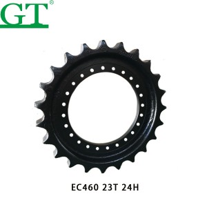 Segment for bulldozer part,segment group,sprocket D5 segment