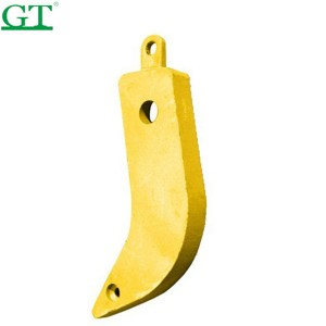 High strength one-piece forging 24Y-89-30000 Shantui SD32 dozer ripper shank