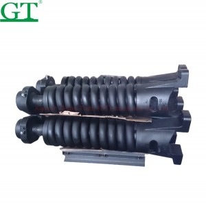 Sell excavator track adjuster assy recoil spring PC300-7-8 oem no.207-30-74141