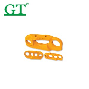 Sell excavator track chain for PC400-6