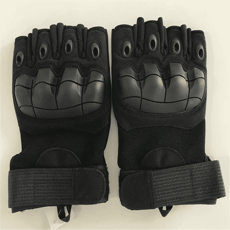 Half-finger multi-function glove Featured Image