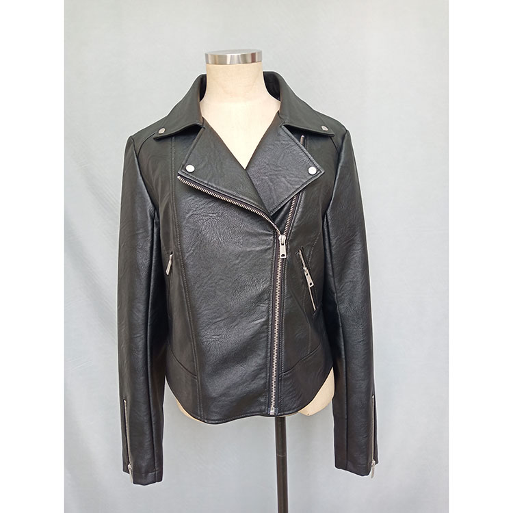 Ladies Biker Jacket Featured Image