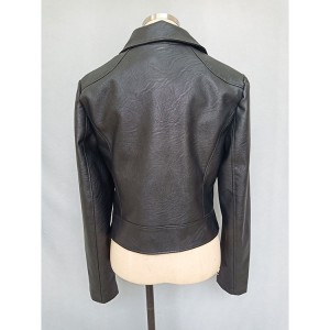 Ladies Biker Jacket