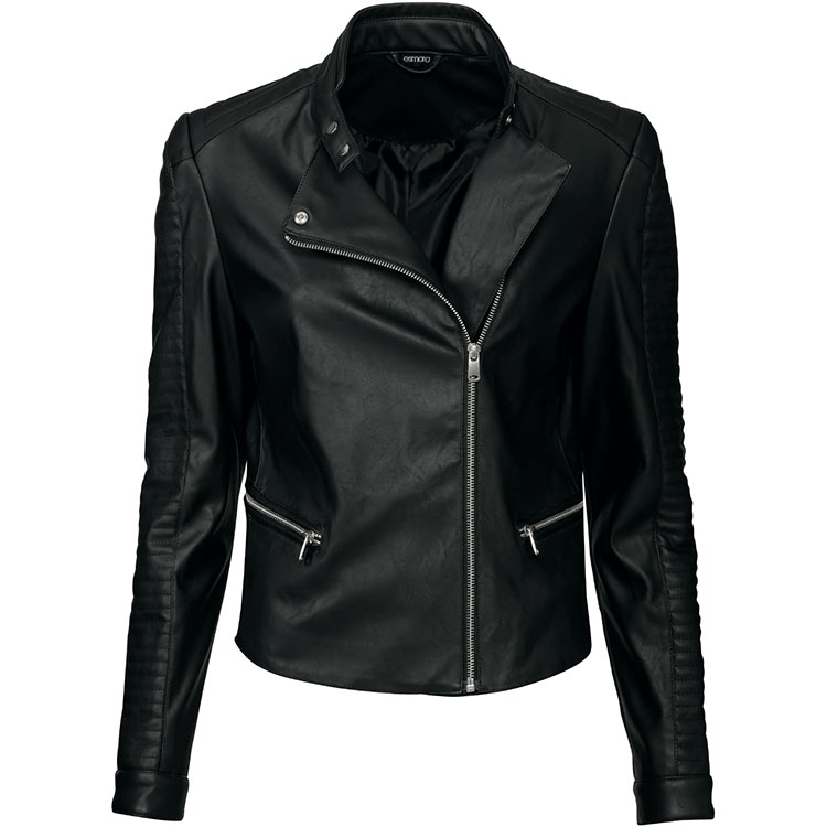 Soft Ladies Biker Jacket Featured Image
