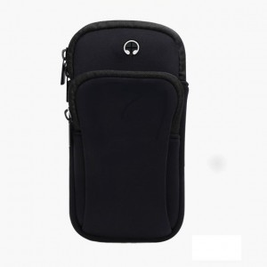 Mobile phone arm bag for sports