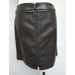 Ladies Miniskirt Fashion