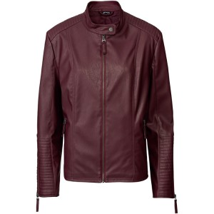 Plus SizeLadies Biker Jacket