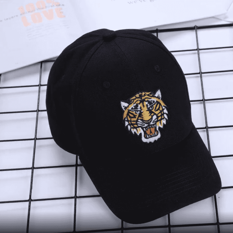 embroidered baseball cap Featured Image