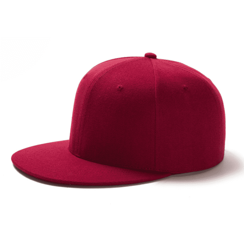 Flat brim cap Featured Image