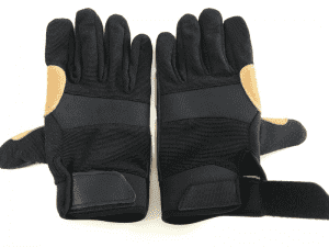 Rope drop gloves