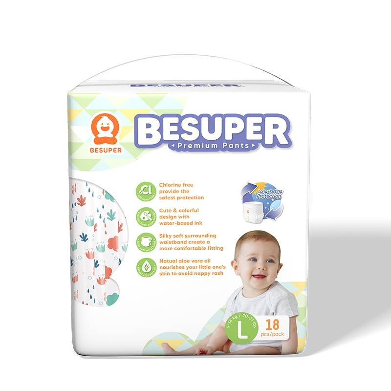 Besuper Fantastic Colorful Baby Training Pants