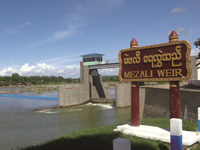 Mazeli Hydraulic Elevator Dam Project Featured Image