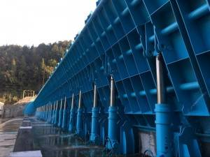Tongren Hydropower Station Flood Control Function Renovation Project