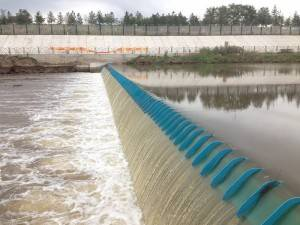 Dunhua Hydraulic Landscape Barrage Projects No. 5