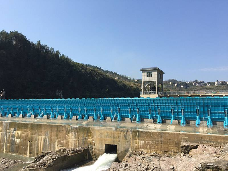 Tongren Hydropower Station Flood Control Function Renovation Project Featured Image