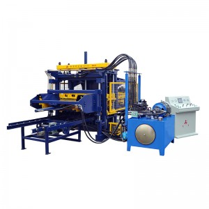Small Block Making Machine - Automatic Block Making Machine QT5-20A3    (Patents) – Shifeng