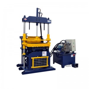 Brick Wall Building Machine - Manual Block Making Machine – Shifeng