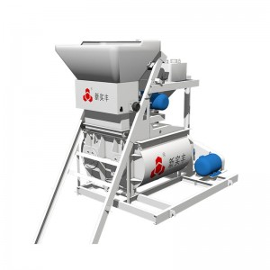 Best quality Concrete Brick Machine - JS MIXER – Shifeng