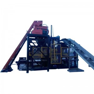 Pallet For Block Making Machine - Automatic Block Making Machine QT5-20A4   (Patents) – Shifeng