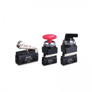 Mechanical valve MOV321 series