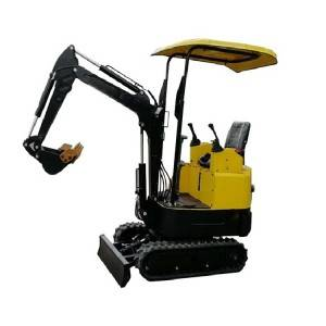 Reasonable price Kubota 6 Ton Excavator - Mini Excavator  1.6Tons – ME16 – Bonovo