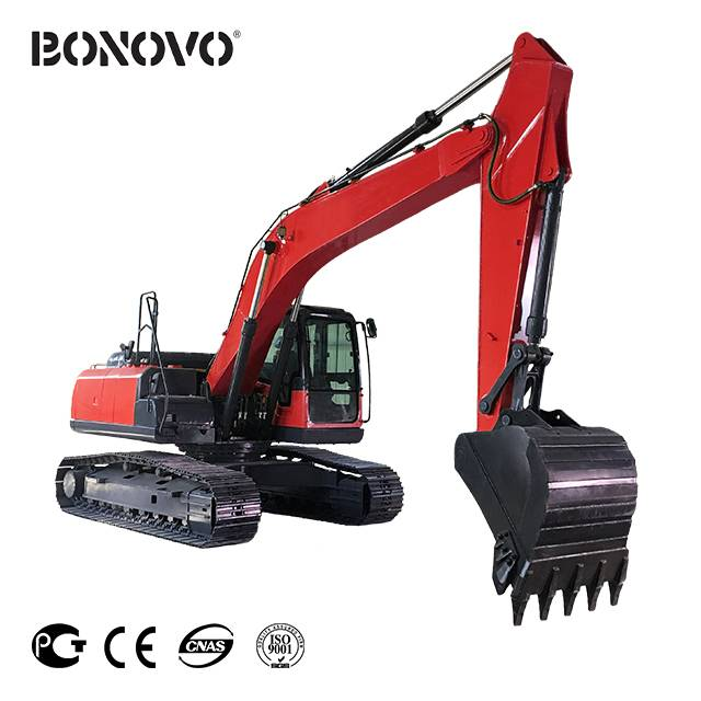 Medium Excavator Featured Image