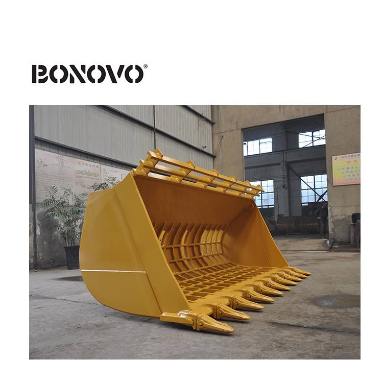 LOADER BUCKET Featured Image