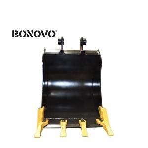 China Gold Supplier for Hydraulic Coupler - MINI BUCKET – Bonovo