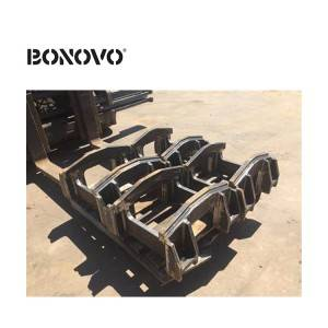 China Cheap price Plastic Track Rollers - PC200 PC210 PC220 Excavator Chain Guard Protector for Undercarriage Parts Spare Parts Construction Works – Bonovo