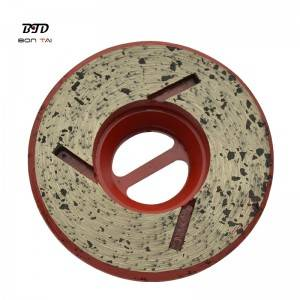 4″ Snail-lock Diamond Edge Grinding Wheel...