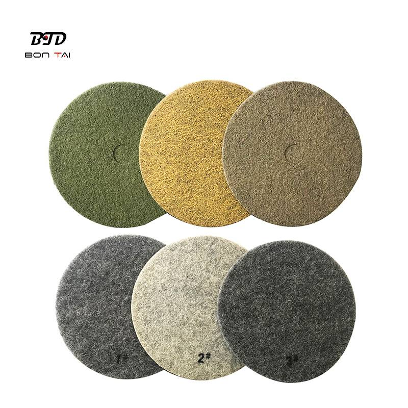 27inch Burnishing diamond polishing pads to make surface high brightness Featured Image