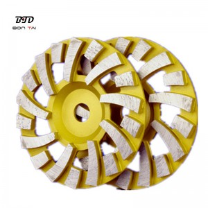 10″ TGP Cup Diamond Grinding Wheel
