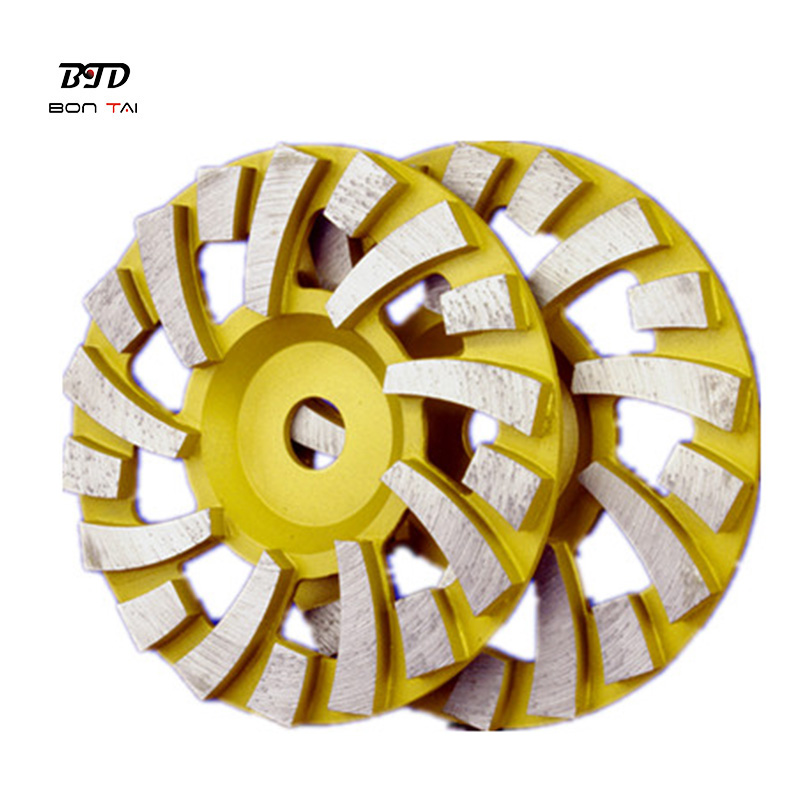 10″ TGP Cup Diamond Grinding Wheel Featured Image