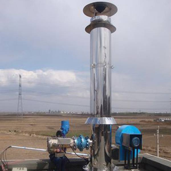 Biogas torch Featured Image
