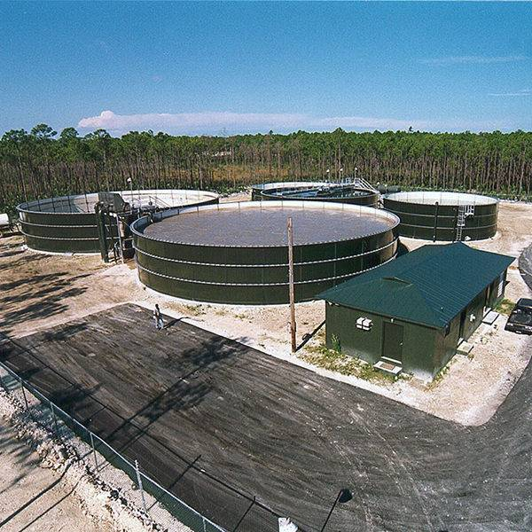 Waste Treatment Tank Featured Image