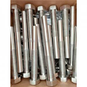 Stainless steel hexagon screw, stainless steel tooth bar, stainless steel chain, T-type non-standard screw, external hexagon screw, inner hexagon screw, stainless steel fastener