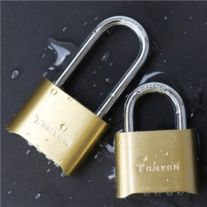 Padlock, imitation copper lock, stainless steel lock, leaf lock, anti-theft lock, password lock, fingerprint lock and other padlocks