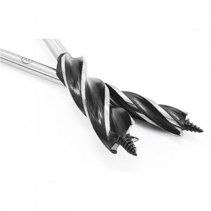 Four groove and four edge woodworking broach bit,three blade four edge rotary drill,wood drill bits