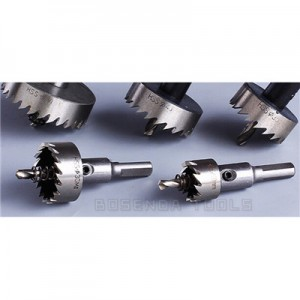 HSS hole saw, iron hole saw, metal hole saw, high quality HSS high speed steel drill bit,stainless steel hole saw